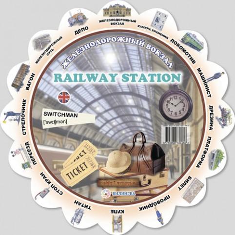 Тематический словарь AIROPORT(Аэропорт)/RAILWAY STATION (Железнодорожный вокзал)