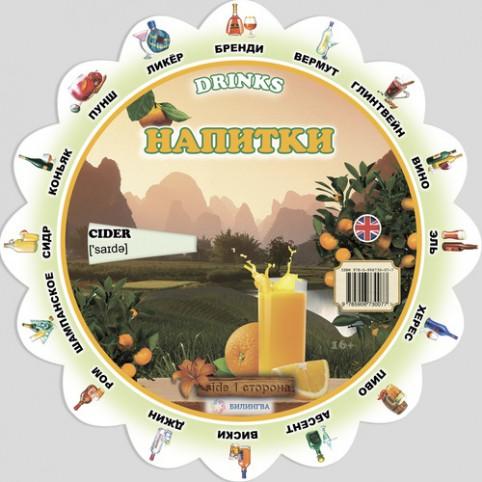 Тематический словарь DRINKS (Напитки)
